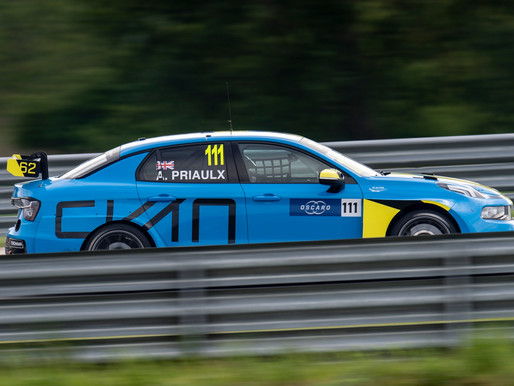 Andy Priaulx Has Disappointing Weekend In Slovakia