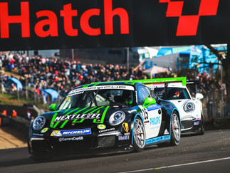 Oliphant Opens 2017 Carrera Cup GB Account With Brands Hatch Top Four Double