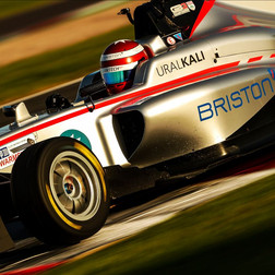 Bart Horsten Lowers Lap Records In GB3 Season Finale At Donington Park