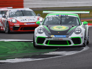 Oliphant Fights Forward During Promising Silverstone Supercup Appearance