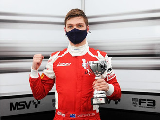 Bart Horsten Secures Podium Finish On Maiden British F3 Weekend At Oulton Park