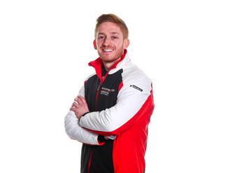 Valluga Racing Sign Lewis Plato For Porsche Carrera Cup GB Title Challenge