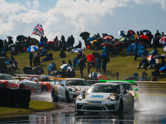 Redline Racing Secure Double Podium Finish From Difficult Croft Weekend