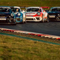 Redline Racing Storm To Double Snetterton Podium