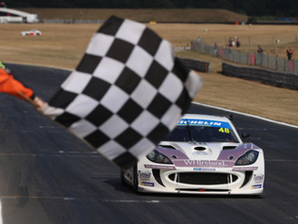 Gordon-Colebrooke Salvages Top Ten Finishes From Tough Snetterton Weekend