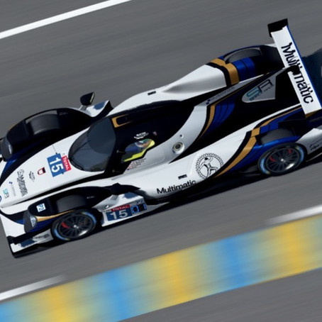 Andy Priaulx Left Frustrated In 24 Hour Of Le Mans Virtual
