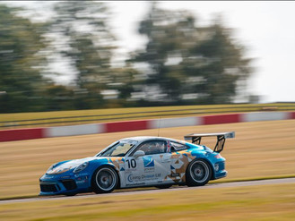Will Martin Shows Impressive Pace On Porsche Carrera Cup GB Debut