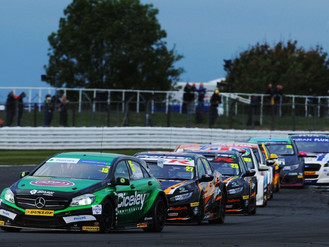 Oliphant Highlights BTCC Pedigree With Silverstone Top Ten