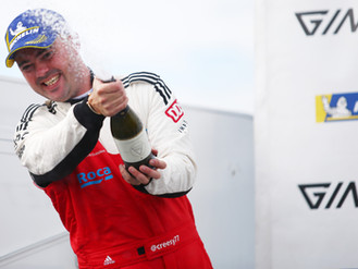 Crees Continues Supercup Title Charge With Dream Silverstone Hat-Trick