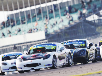 Breakell Racing Produce Strong Showing In Ginetta Double Header