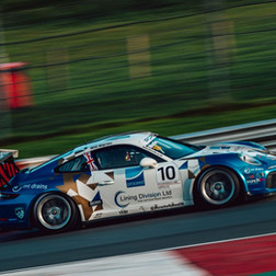 Will Martin Ends Rookie Carrera Cup GB Season With Double Podium Finish