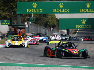 Breakell Racing Show Podium Pace In Sports Prototype Cup At Monza