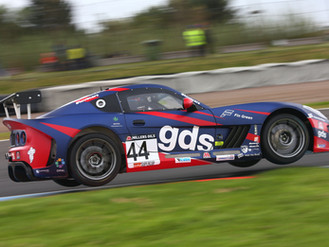 Fin Green Powers To Triple GT4 SuperCup Points Finishes At Knockhill