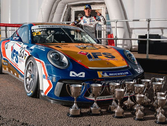 Daniel Harper Signs Off Title-Winning Porsche Campaign With Finale Victory