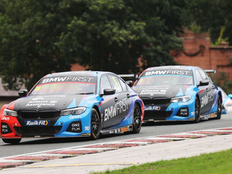 Tom Oliphant Makes Home Advantage Count To Scoop Oulton Park Podium