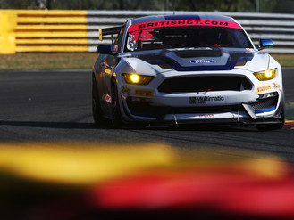 Sebastian Priaulx Secures Crucial Points With Hard-Fought Spa Top Six