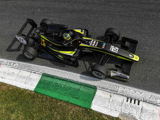 Christian Mansell Seals Euroformula Open Podium And Rookie Class Win At Monza