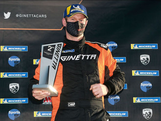 Carl Garnett Continues In Ginetta GT4 SuperCup For 2021