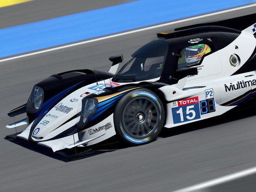 Andy Priaulx Back At Le Mans For 24 Hour Virtual Race