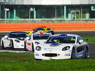 Blake Angliss Seals Solid Top Six Finish In Season Finale At Silverstone