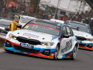 Oliphant Scores Best BTCC Finish In 2019 Season Opener At Brands Hatch