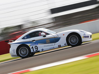 Rowan Vincent Delighted With Progress On Ginetta Junior Debut