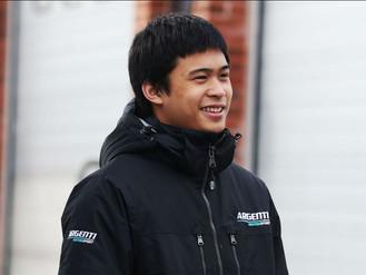 Argenti Motorsport Welcome British F4 Debutant Eduardo Coseteng
