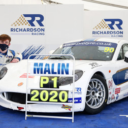 Josh Malin Secures Title Glory In Thrilling Ginetta GT5 Finale At Silverstone