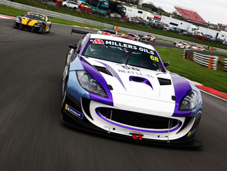 Next Level Motorsport Partner With Ginetta Cars For 2019 Season