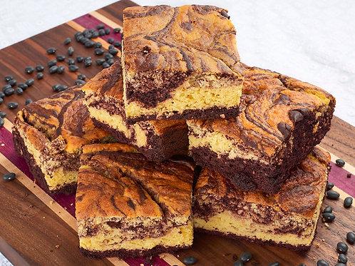 Gluten Free Marble Bean Cake/Slice