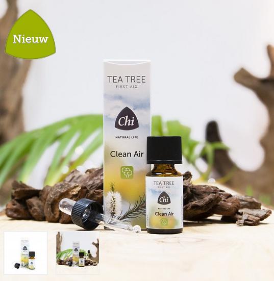 Chi Tea Tree Clean Air 10 ML
