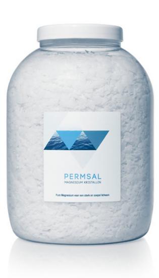 Permsal Magnesium kristallen 4 Kg