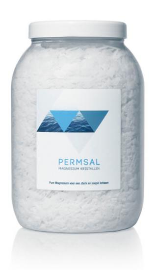 Permsal Magnesium kristallen 2 Kg