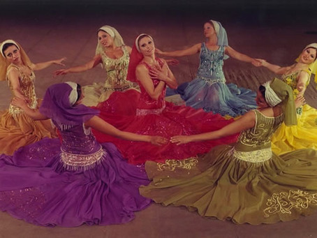 'The Artistic Impact of the Reda Troupe' NEW 8 Part Article Series by Farida Fahmy
