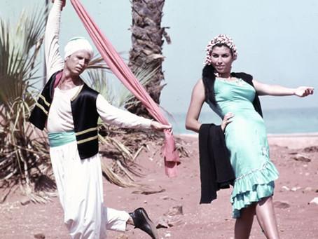 Terensko delo Adaptacije tradicionalnih in avtohtonih plesnih dogodkov za odrske deske