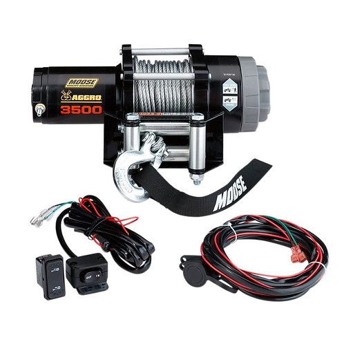 MOOSE AGGRO 35-S WINCH