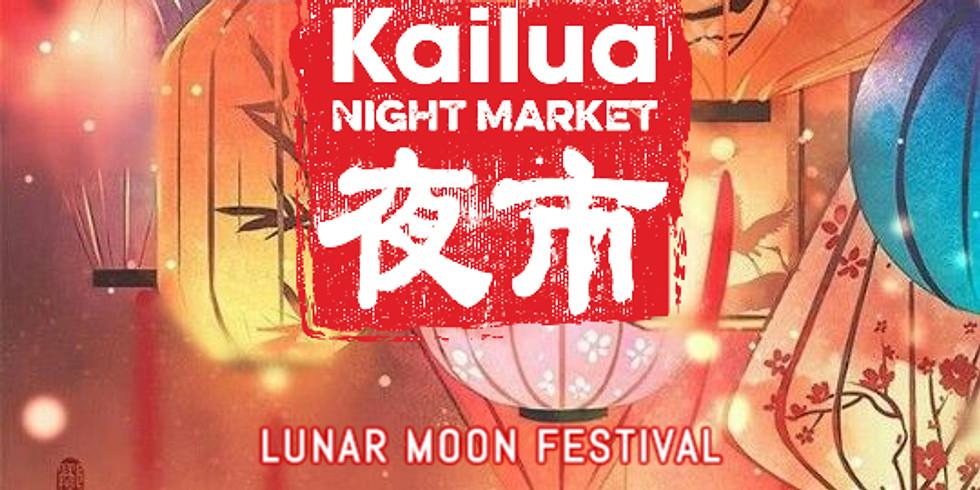 Kailua Night Market Lunar Moon Festival