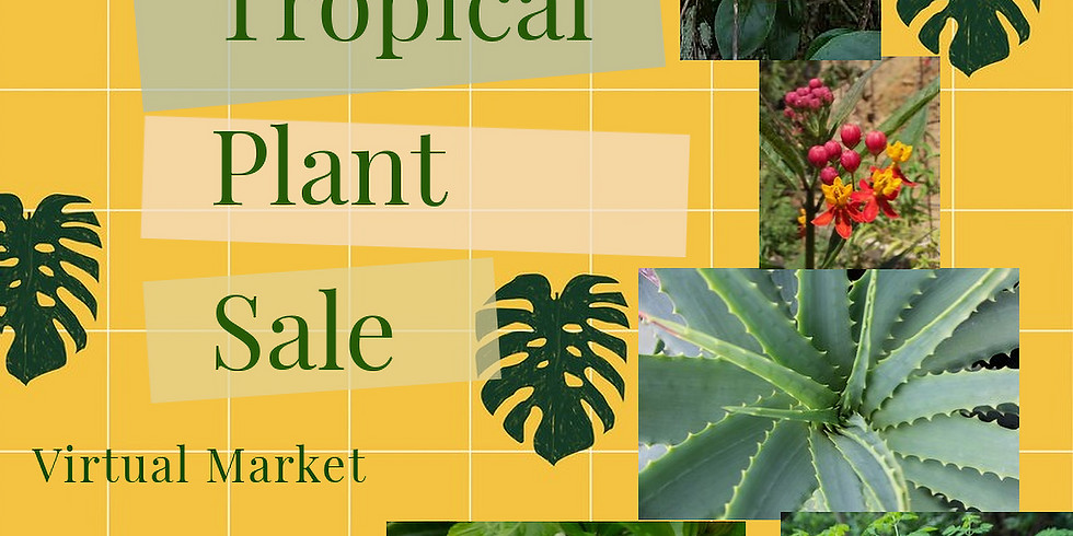 October Plant Sale