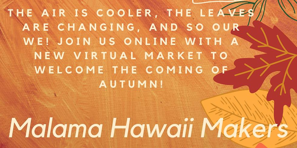 Malama Hawaii Maker's Virtual Market