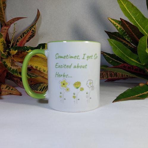 Wet My Plants Mug