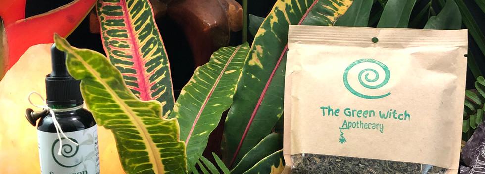 Tinctures & Tea