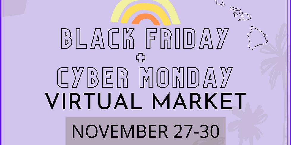 Malama Hawaii Maker's Black Friday Virtual Event