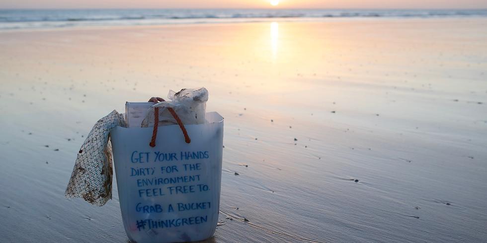 Earth Day Beach Clean Up