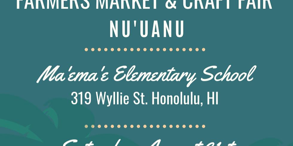 Malama Market- Nu'uanu Valley (1)