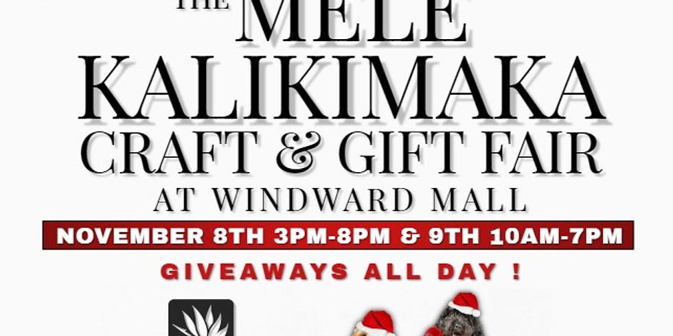 Mele Kalikiama Craft & Gift Fair