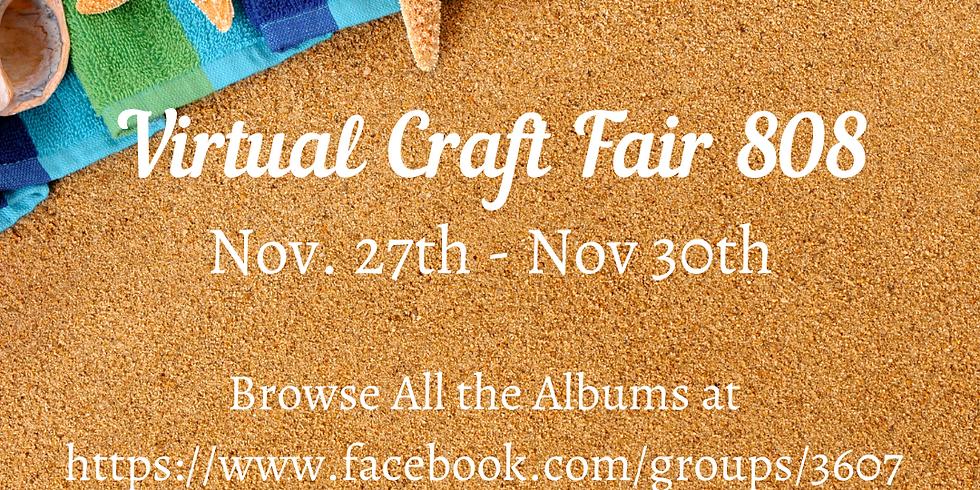 Virtual Craft Fair 808