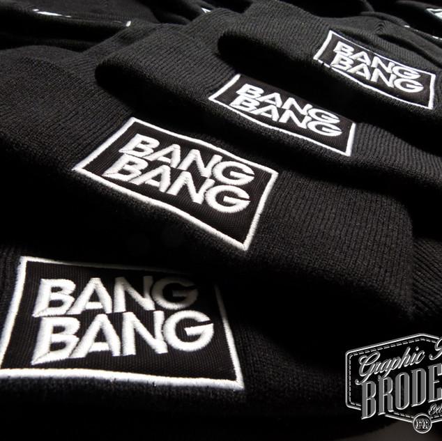Bonnet-brodé-technique-ecusson-Logo-Bang