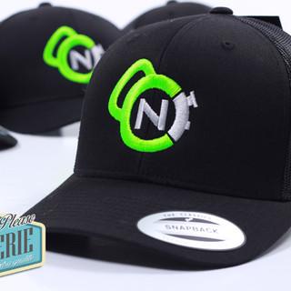 Casquette-Yupoong-trucker-Logo-Crossfit-