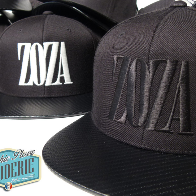 Casquette-visiere-carbon-broderie-ZOZA-s