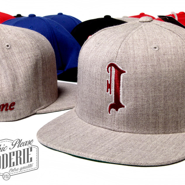 Casquette-snapback-Yupoong-brodee---Into